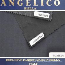Italien Marke ANGELICO Kammgarn Twill 100% Wolle für Herrenanzug
