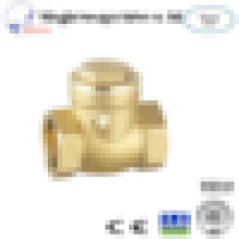 Good Quality Brasss Spring Loaded Wafer Type Butterfly Check Valve
