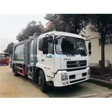 Dongfeng Tianjin 8cbm Garbage collector truck