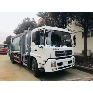 Dongfeng Tianjin 8cbm camion poubelle