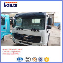 Piezas de la cabina de camiones HOWO para piezas de camiones pesados