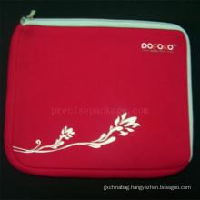 cute soft neoprene table pc bag for teenager