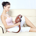 Hotselling kneading shiatsu neck shoulder massager with heat