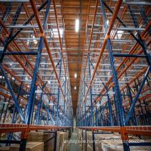 Warehouse Storage System Heavy Duty Steel Metal Beam Pallet Rack Pallet Rack