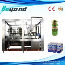 2-in-1 Monoblock Beer Can Filling Machine (BYGF)