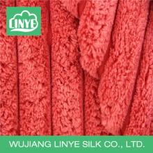 poly corduroy microfiber beach towel fabric