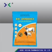 Tier Amoxicillin Wasserlösungs-Pulver