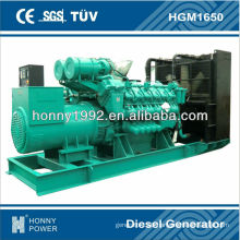 1500KVA Googol 60Hz power generation, HGM1650, 1800RPM