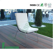 Wood Plastic Composite Deck Board Sun-Proof Interlocked WPC Decking
