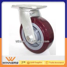 rodas giratórias / rodízios inoxidáveis pequenos do rodízio do plutônio