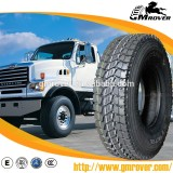 Wholesales GM ROEVR Radial Truck Tire 12R22.5 11R22.5 1000R20 1100R20 1200R20