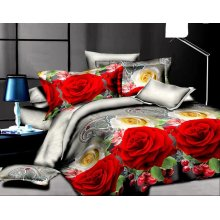 Microfibre Polyester Disperse Flannel Bedsheet Fabric
