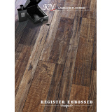 Reclaimed Timber HDF Laminated Flooring E0 AC3