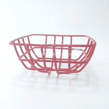 Iron Wire Basket For Home Decoration