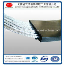 Nueva cinta transportadora de goma Ep200 (cinturón antidesgarro)