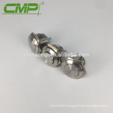 16mm SPST Momentary Push Button Switch