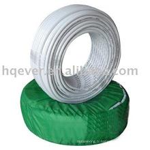 Tuyau PEX-AL-PEX multicouche en aluminium laser
