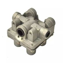 Terex tr50 parts 4 way protection valve 15041313
