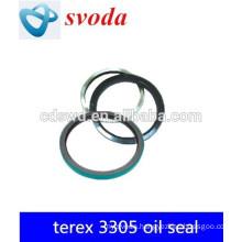 terex 3305 heavy dump truck pn 09017095 rear metal grommet