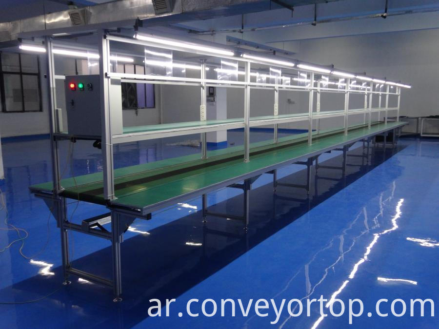 powered conveyor