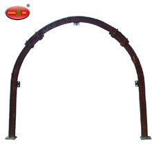 U36 Shaped Steel Support Steel Arch Support