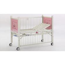 Epoxy coated Semi-fowler child bed B-35-2