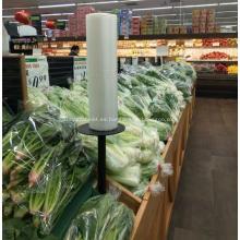 Bolsa de embalaje de fruta de plástico HDPE transparente