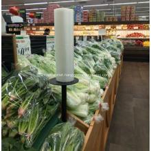 Transparent HDPE Plastic Fruit Packaging Bag