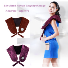 Portable Hands-Free Design Neck and Shoulder Massager