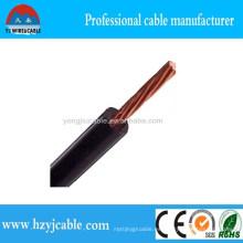 Cable Thw Cable eléctrico Thw Cable CCA Cable CCA Cable eléctrico AWG Tamaño Cableado eléctrico Nombres de cables eléctricos