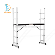 Aluminum Folding Scaffolding Ladder