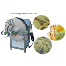 Ginger cutting slicer machine