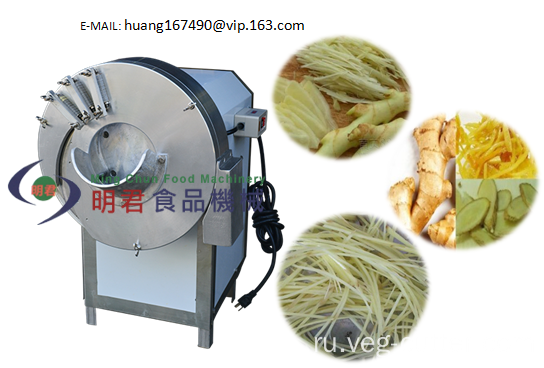 Ginger Processing Machine
