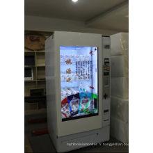 Moniteur transparent d'affichage à cristaux liquides de 46inch pour le supermarché