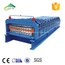 steel sheets roll forming machine