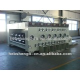 cardboard printing die cutting slotting machine high speed high definition and high quality