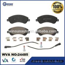 WVA 24485 Ford Transit brake pad manufacturers