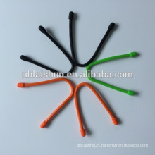 Flexible Silicone Tie/Gear Flexible Silicone Cable Tie
