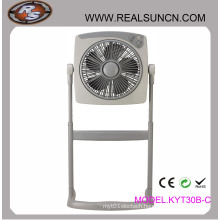 12inch Standing Box Fan with Adjustable Height