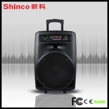 Portable Mini Wireless Music Angel Bluetooth Speaker with LED Light