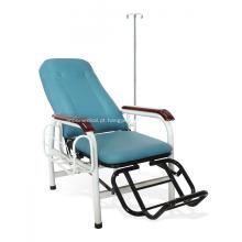 Cadeira médica ajustável da infusão IV da clínica do hospital