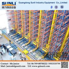 China cremalheira fornecedor Metal automático para armazéns