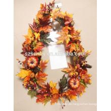 Plastikkünstliche Ernte Herbstblumengirlande