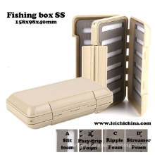 2015 New Waterproof High Density Plastic Fly Box