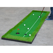 Venta caliente Golf portátil putting green golf putting practice green indoor putting green