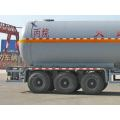 13m Liquefied Gas Tanker Transport Semi Trailer