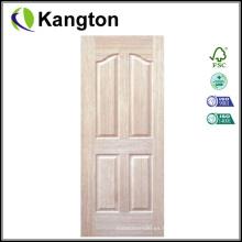 Pieles de puerta de chapa de ceniza natural (pieles de puerta)