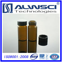 Frasco de almacenamiento de vidrio de laboratorio de venta de fábrica con tapa PP gorra de laboratorio similar