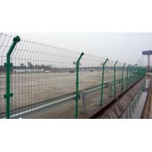 ПВХ покрытием забор в Differen цвета