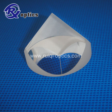 Mounted and unmounted Laser retroreflector Prism